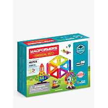 Buy Magformers Carnival Construction Set Online at johnlewis.com