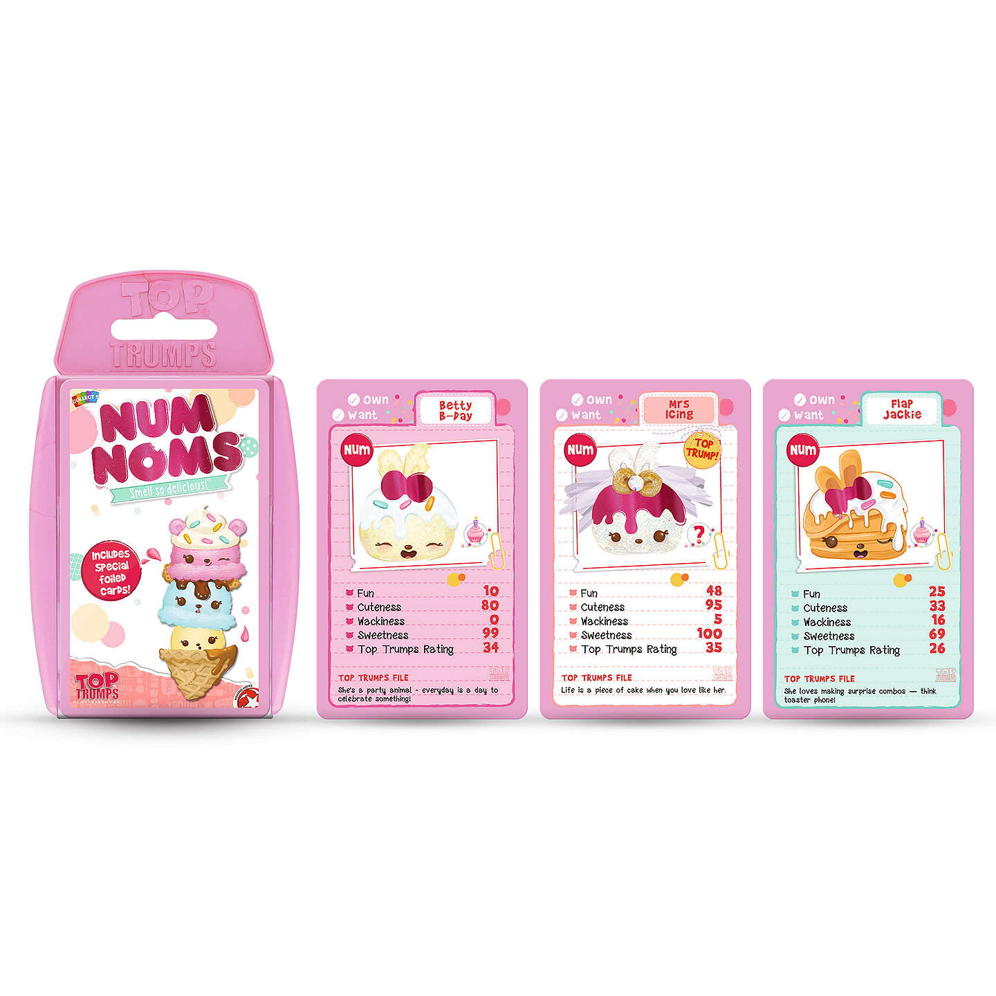 BuyTop Trumps Num Noms Quiz Online at johnlewis.com