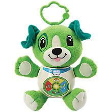 Buy LeapFrog Sing & Snuggle Scout Online at johnlewis.com