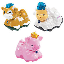Buy VTech Toot Toot Farm Animals, Pack of 3 Online at johnlewis.com