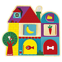 Buy Janod Wooden Hide And Seek Game Online at johnlewis.com
