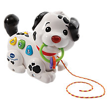 Buy VTech Pull Along Puppy Pal Online at johnlewis.com