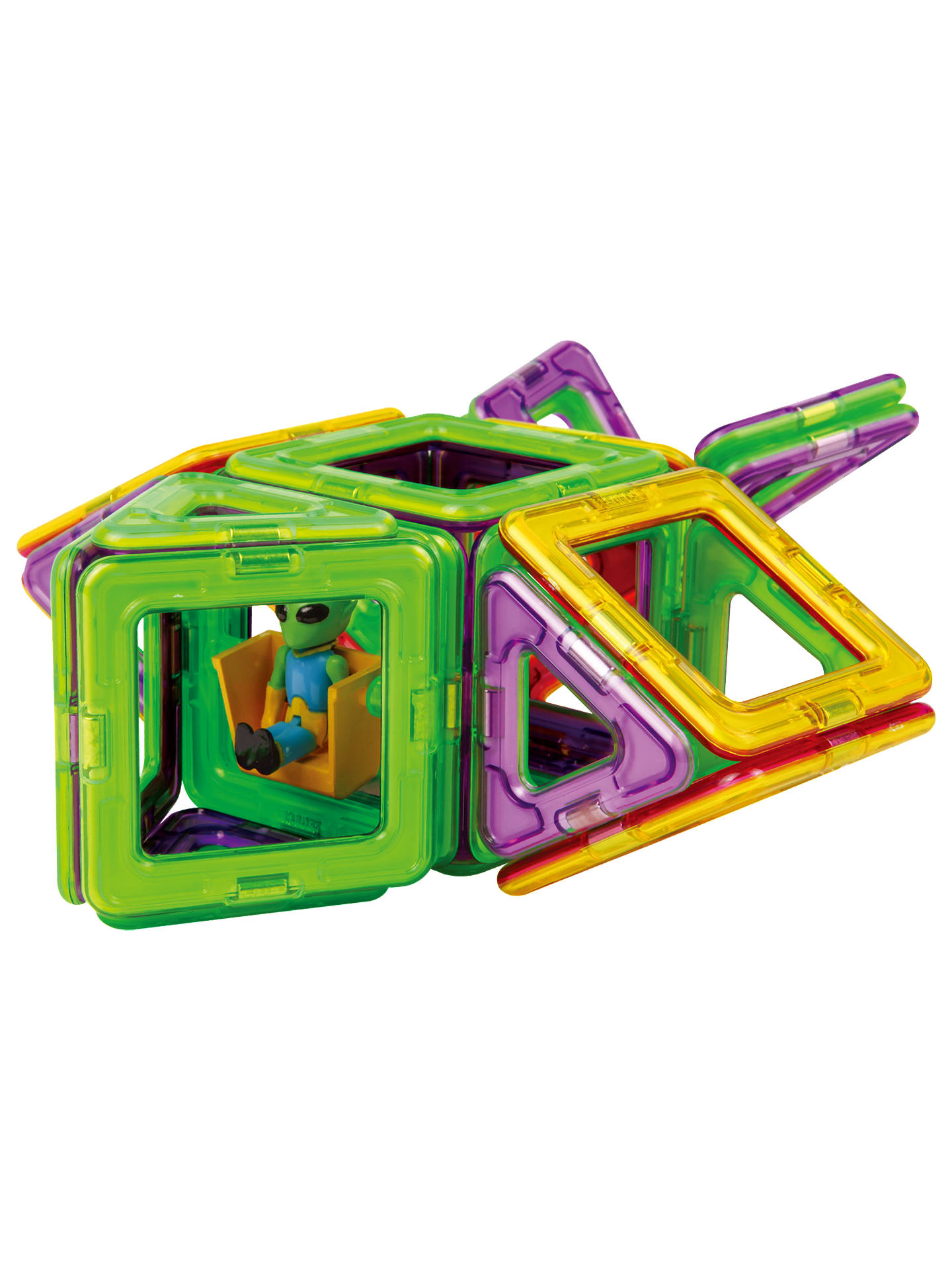 Buy Magformers Creator Space Travel Set Online at johnlewis.com