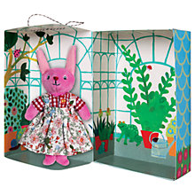 Buy Eeboo Good Little Citizens Respect Others Bunny Online at johnlewis.com