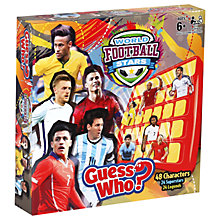 Buy Guess Who? World Football Stars Game Online at johnlewis.com