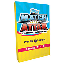 Buy Topps Match Attax Premier League 2018 Christmas Advent Calendar Online at johnlewis.com