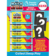 Buy Match Attax Multi Pack, Pack of 5 Online at johnlewis.com