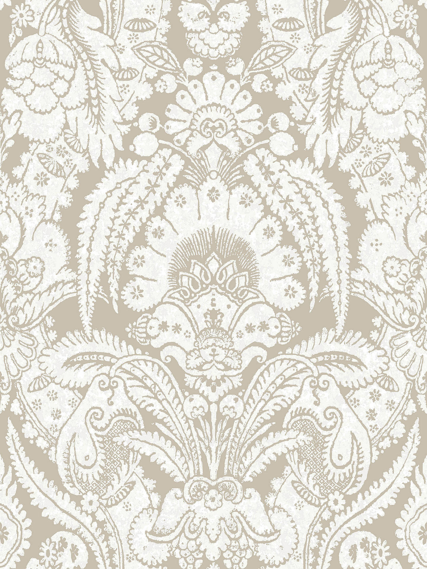 Buy Cole & Son Chatterton Wallpaper 94/2009 Online at johnlewis.com