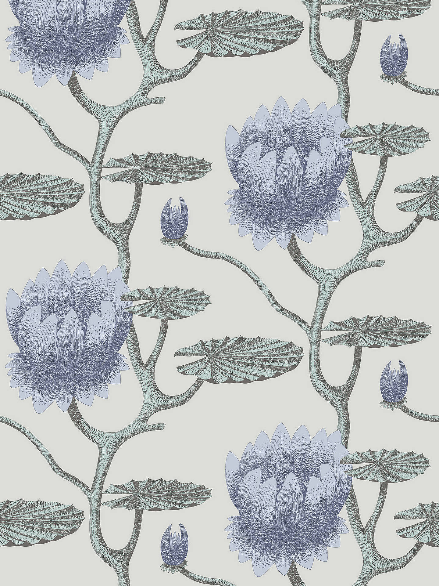 Buy Cole & Son Summer Lily Wallpaper 95/4024 Online at johnlewis.com