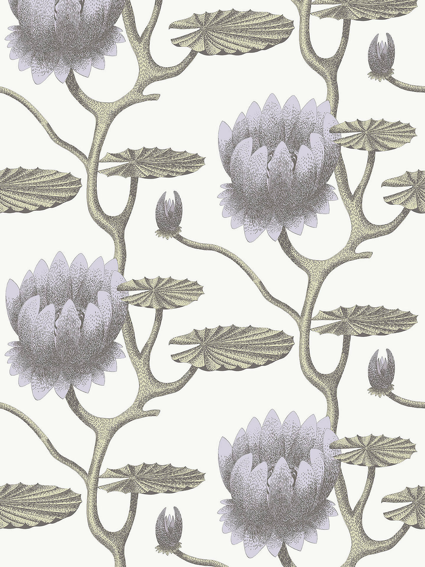BuyCole & Son Summer Lily Wallpaper 95/4023 Online at johnlewis.com