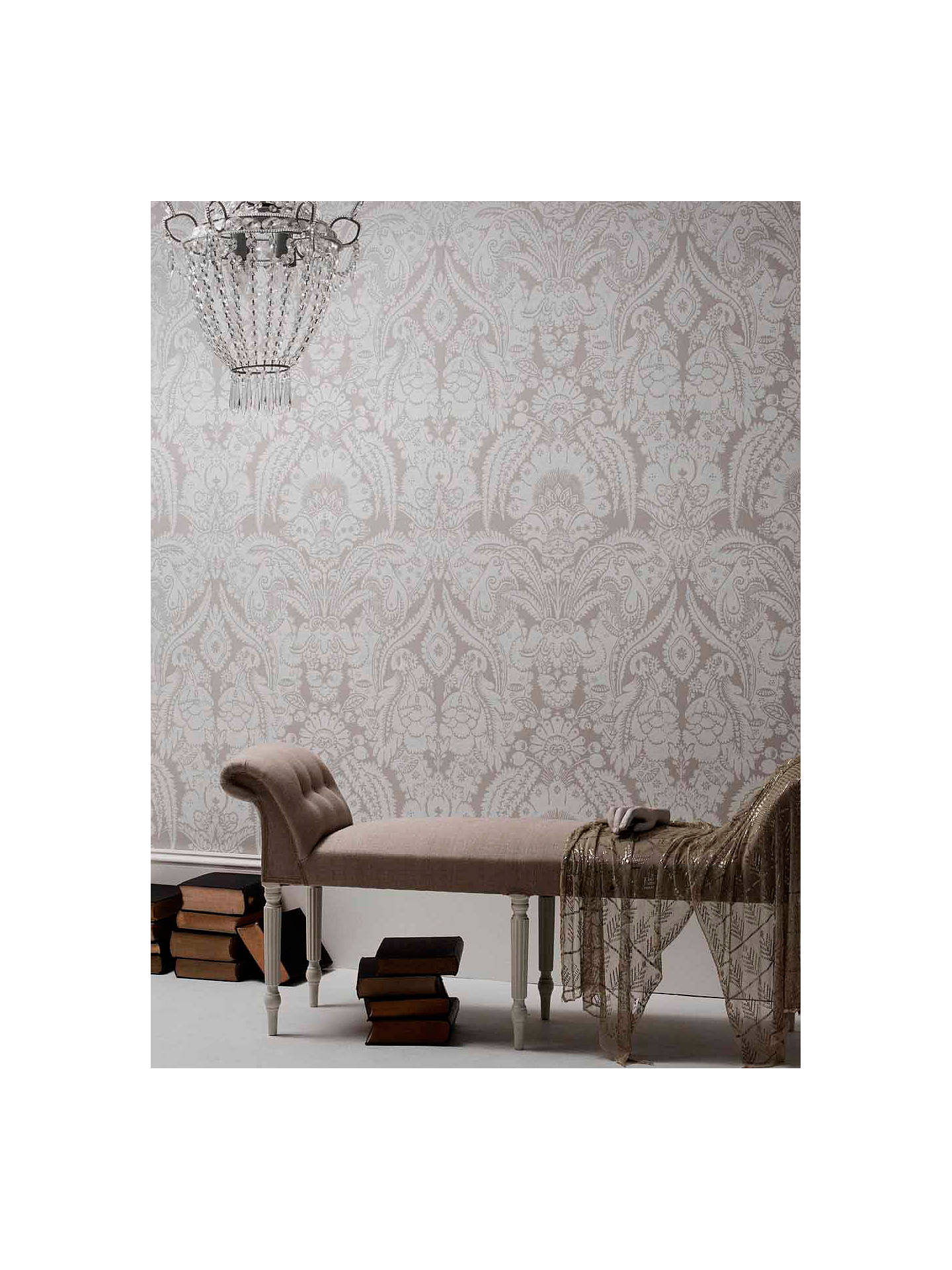 Buy Cole & Son Chatterton Wallpaper 94/2008 Online at johnlewis.com