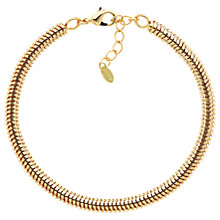 Buy Monet Snake Chain Bracelet Online at johnlewis.com