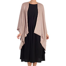 Buy Chesca Pearl Beaded Poncho Online at johnlewis.com