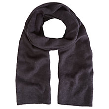 Buy White Stuff Maisy Gauzey Scarf, Grey Online at johnlewis.com