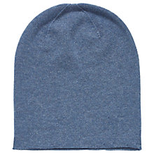 Buy Brora Cashmere Slouchy Hat Online at johnlewis.com