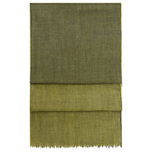Buy Hobbs Evie Scarf, Khaki Online at johnlewis.com