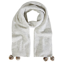 Buy White Stuff Riley Ribbed Scarf Online at johnlewis.com
