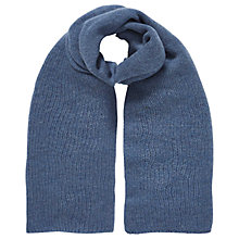 Buy Brora Cashmere Gauzy Knit Scarf Online at johnlewis.com