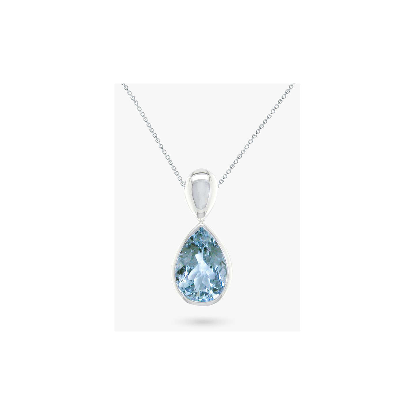 jason jewelry wayne aquamarine products large pendant