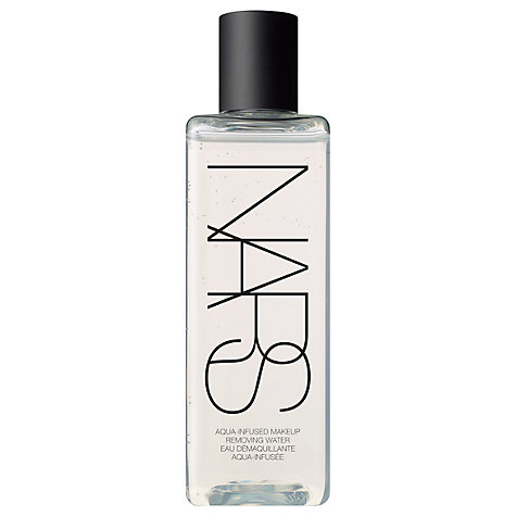 Buy NARS Aqua Infused Makeup Removing Water, 200ml Online at johnlewis.com
