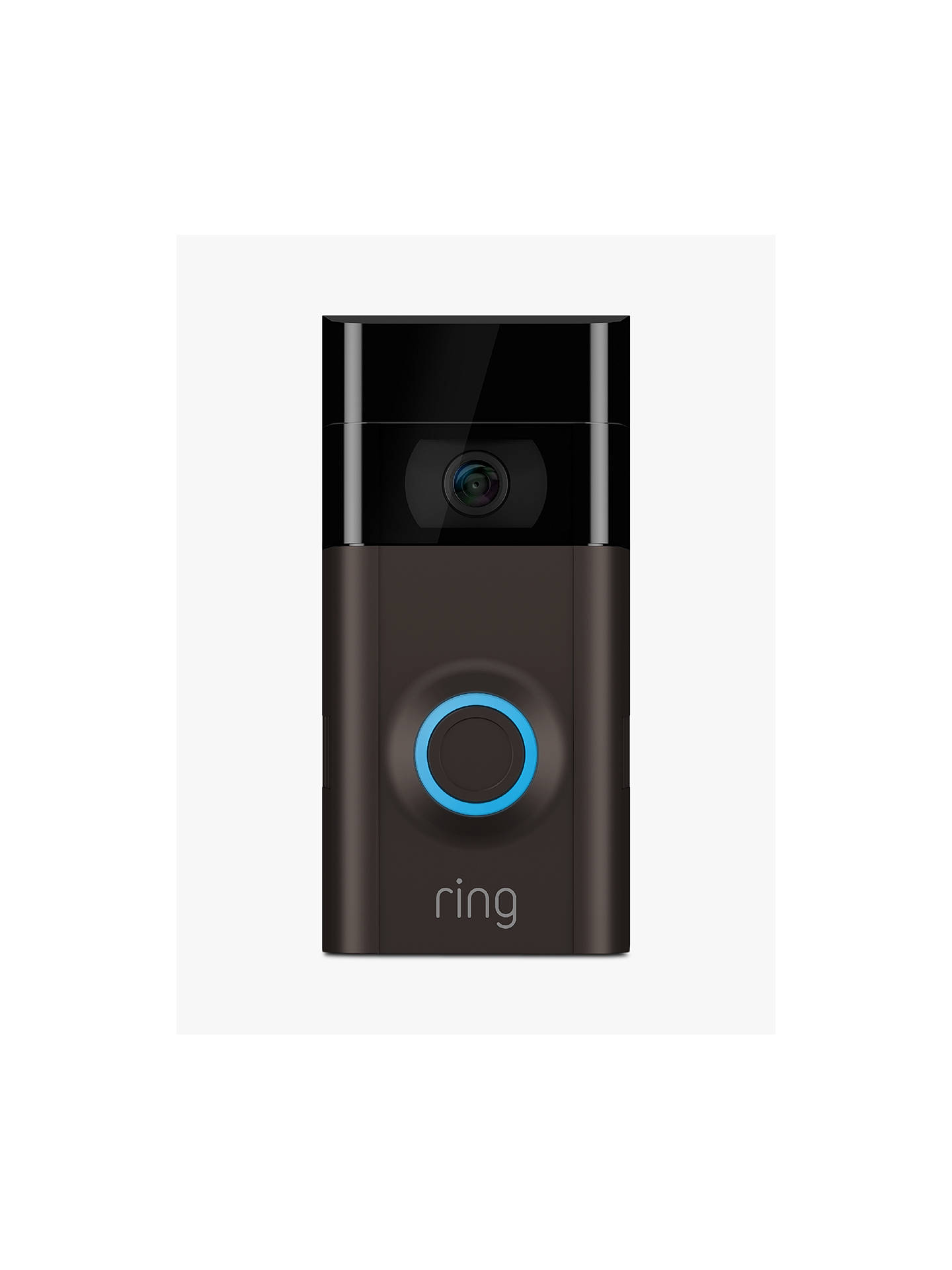 d51cdf5961f48 Ring Smart Video Doorbell 2 with Built-in Wi-Fi & Camera