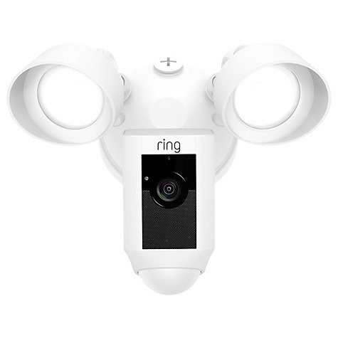 Buy Ring Floodlight Cam Smart Security Camera With Built