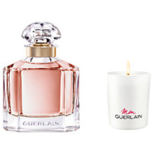 Buy Guerlain Mon Guerlain Eau de Parfum, 50ml with Free Mon Guerlain Scented Candle Online at johnlewis.com