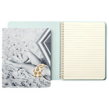 Buy kate spade new york Concealed Spiral Wish I Was Here Notebook Online at johnlewis.com