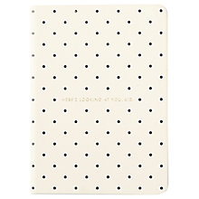 Buy kate spade new york Here's Looking At You Kid Photo Album Online at johnlewis.com