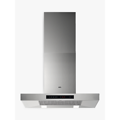 AEG DBB5760HM Chimney Cooker Hood, Stainless Steel
