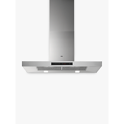 AEG DBB5960HM Chimney Cooker Hood, Stainless Steel