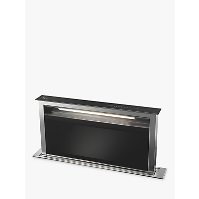 AEG DDE5980G Downdraft Cooker Hood, Stainless Steel