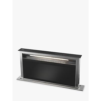 AEG DDE5980G Downdraft Cooker Hood, Stainless Steel