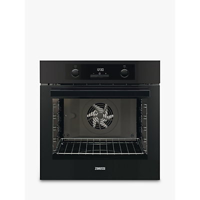 Zanussi ZOA35972BK Built-in Single Electric Oven, Black Review thumbnail