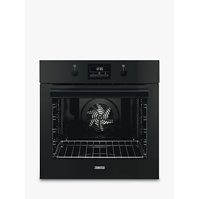 Zanussi ZOP37972BK Built-In Single Electric Oven, Black Review thumbnail