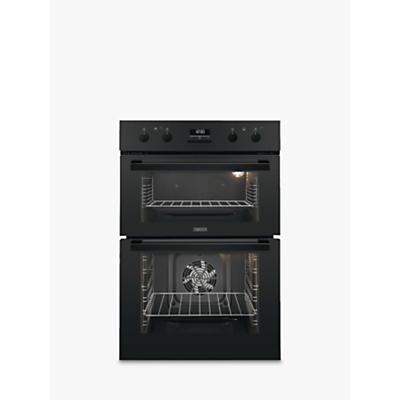 Zanussi ZOD35802BK Built-in Double Electric Oven, Black Review thumbnail