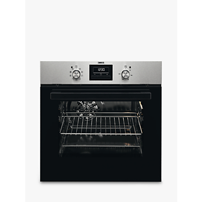 Zanussi ZZB35901XA Built-In Electric Single Oven, Stainless Steel Review thumbnail