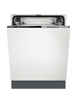 Zanussi ZDT24004FA Integrated Dishwasher