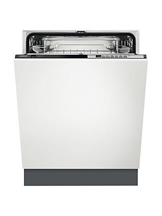 Zanussi ZDT26030FA Integrated Dishwasher