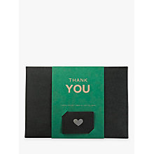 Buy Pana Chocolate Thank You Chocolate Gift Pack, 180g Online at johnlewis.com