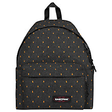 Buy Eastpak Padded Pak'r Backpack, Copper Drops Online at johnlewis.com