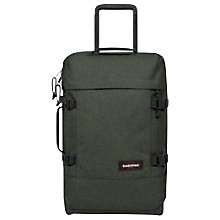 Buy Eastpak Tranverz Small 2-Wheel H51cm Cabin Case Online at johnlewis.com