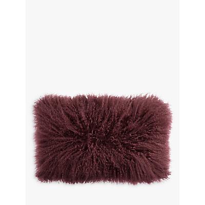 John Lewis Mongolian Wool Cushion
