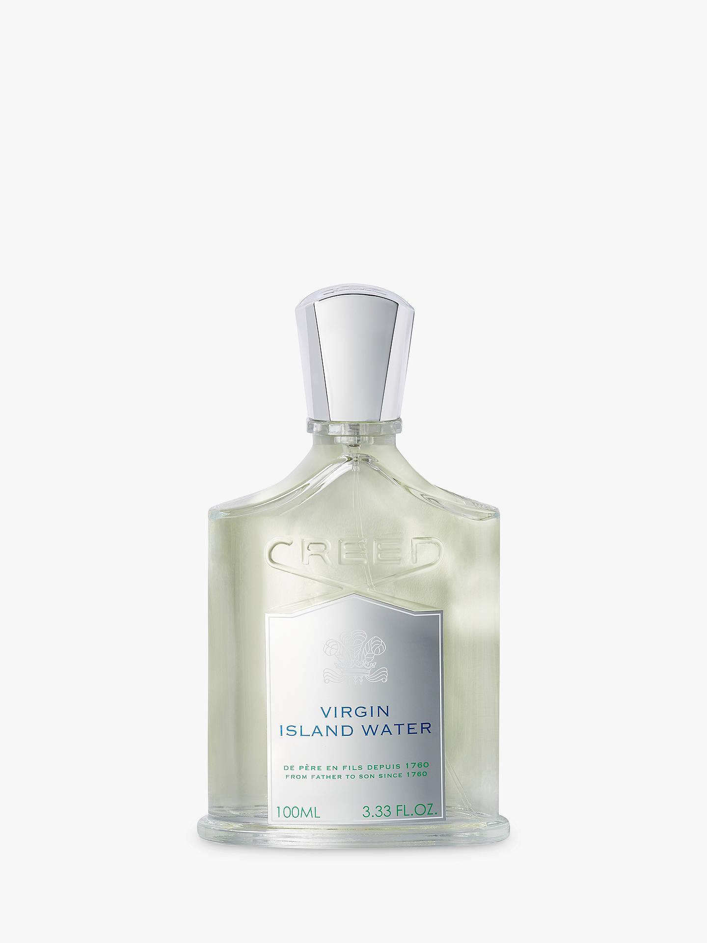 e3798b45cc58 Buy CREED Virgin Island Water Eau de Parfum, 100ml Online at johnlewis.com