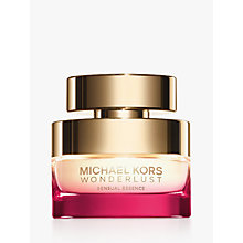Buy Michael Kors Wonderlust Sensual Essence Eau de Parfum Online at johnlewis.com