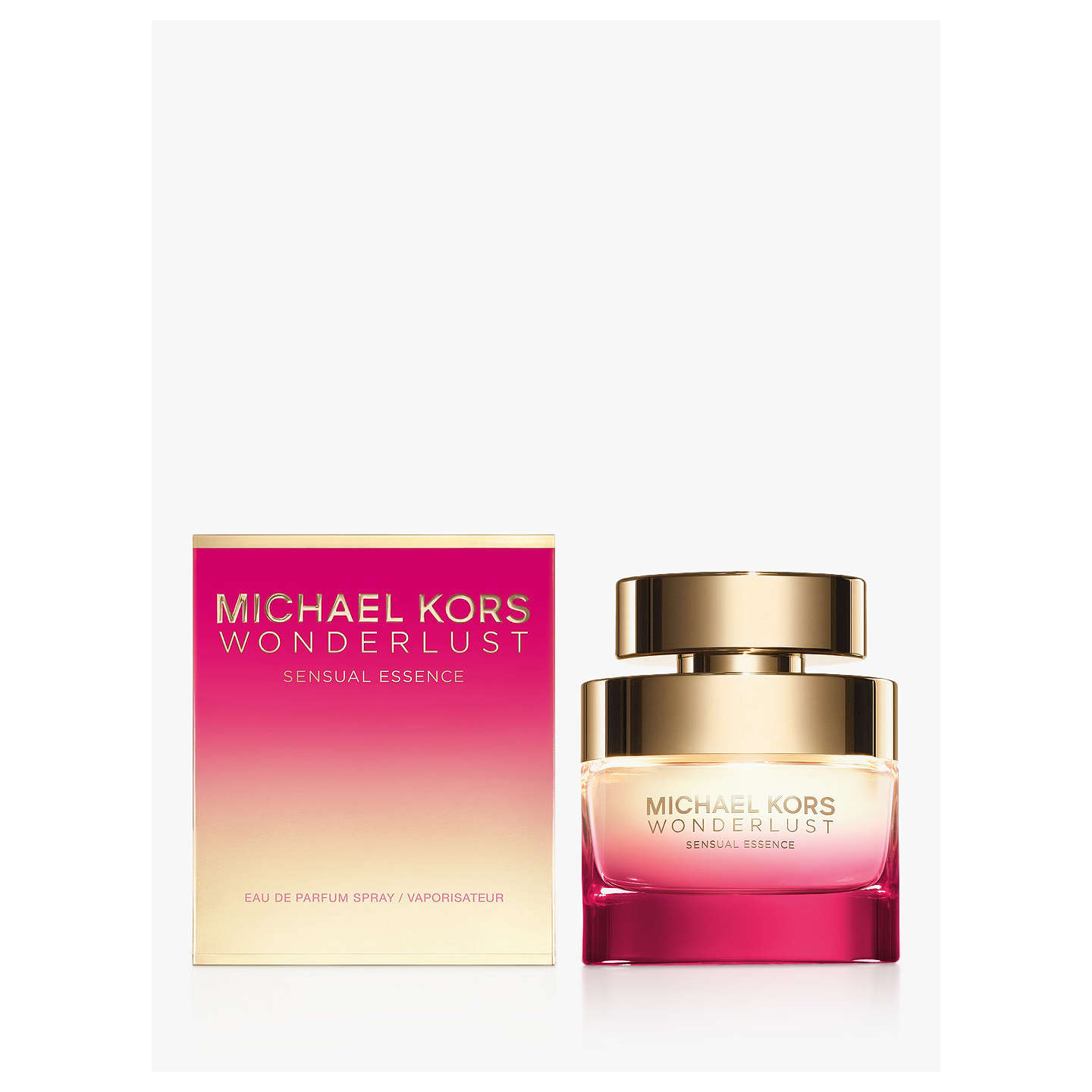BuyMichael Kors Wonderlust Sensual Essence Eau de Parfum, 50ml Online at johnlewis.com