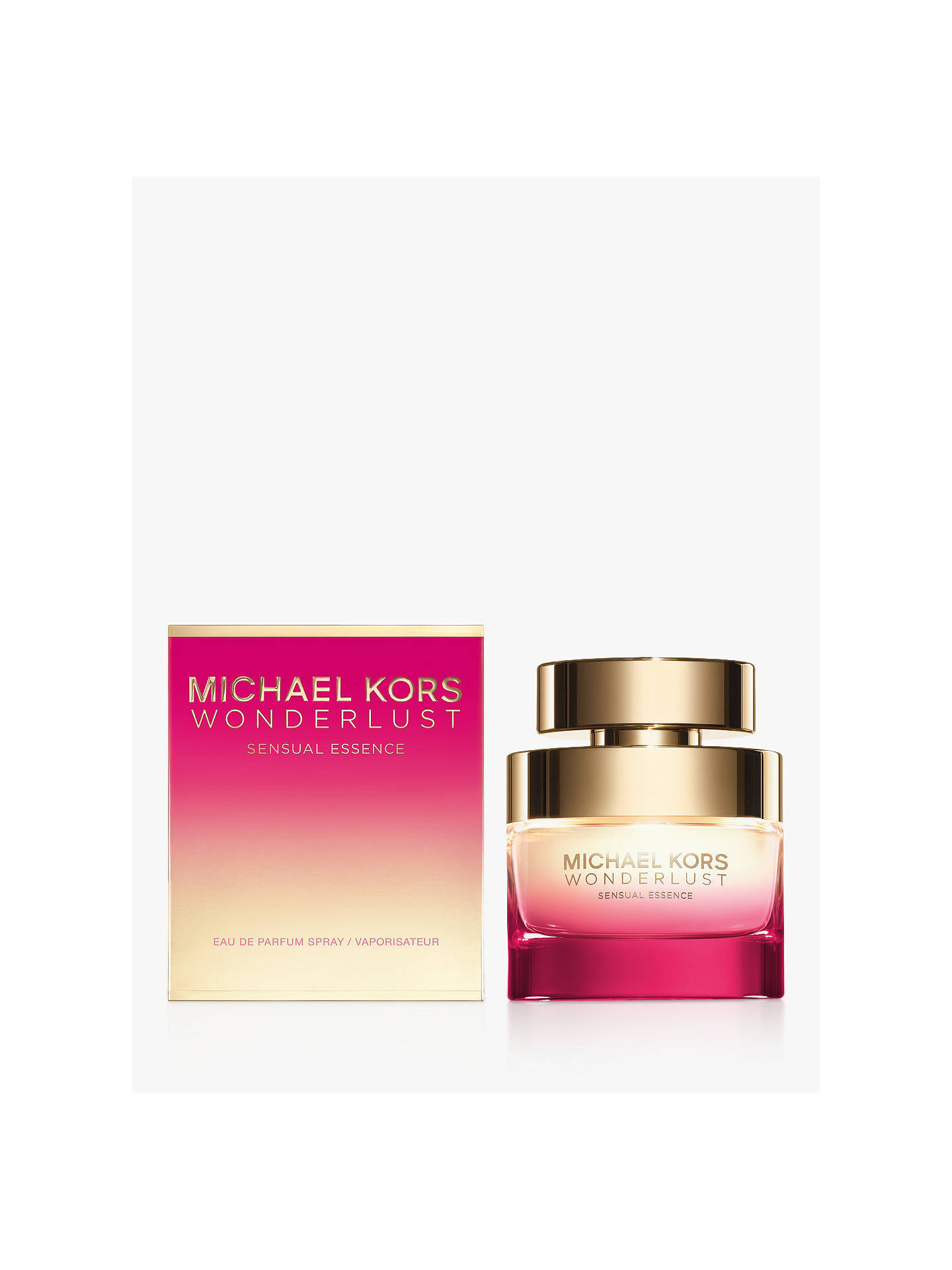 c698a08d83db Michael Kors Wonderlust Sensual Essence Eau de Parfum at John Lewis ...