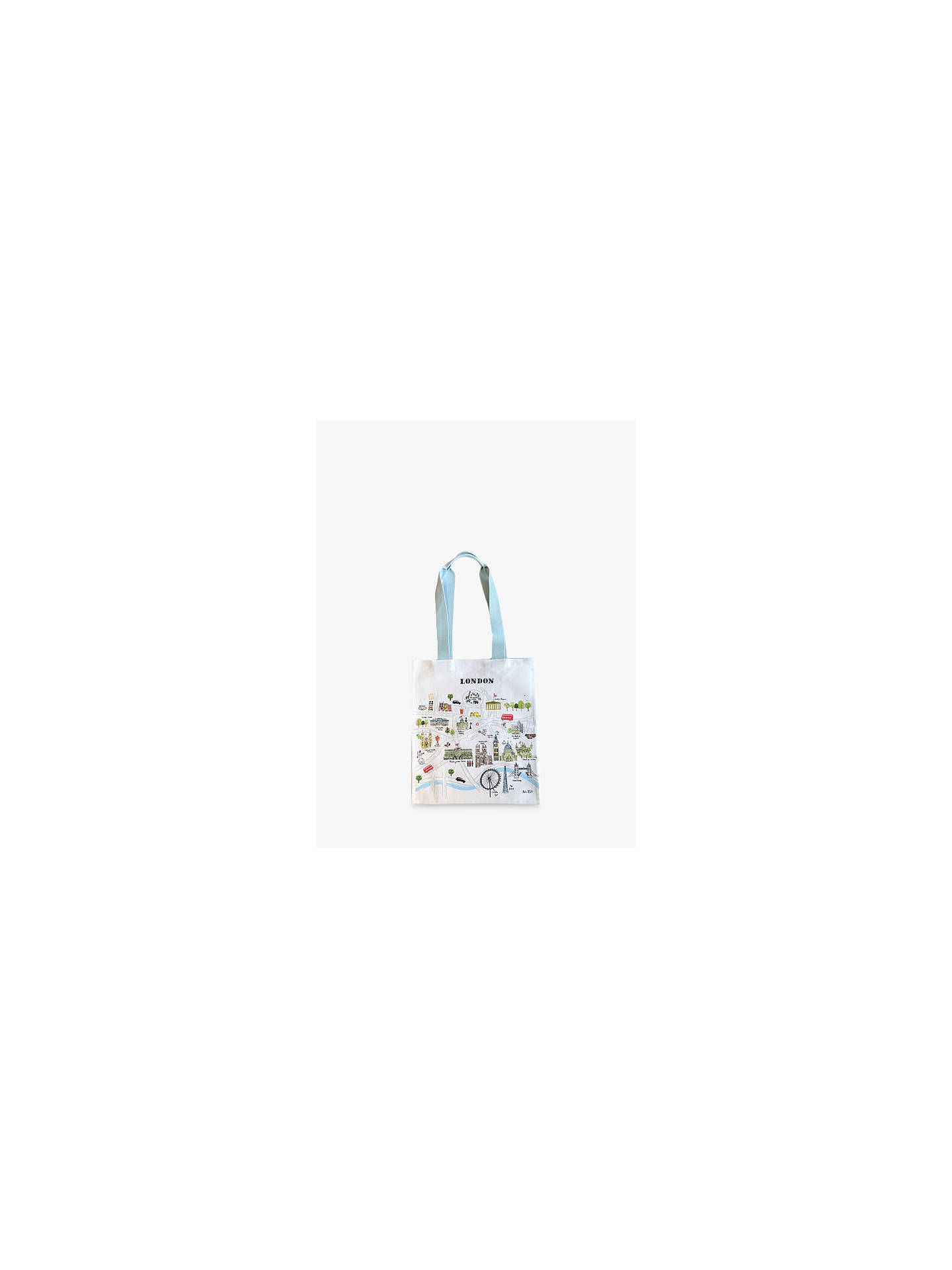 BuyAlice Tait London Canvas Shopper Bag Online at johnlewis.com