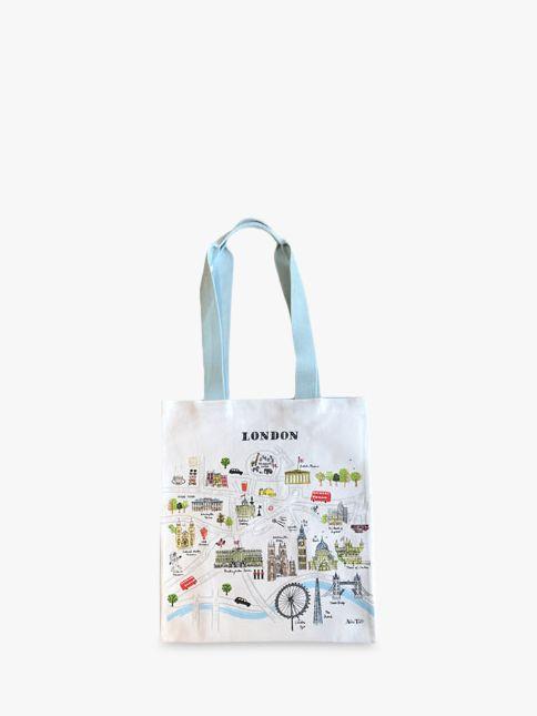 Alice Tait Alice Tait London Canvas Shopper Bag