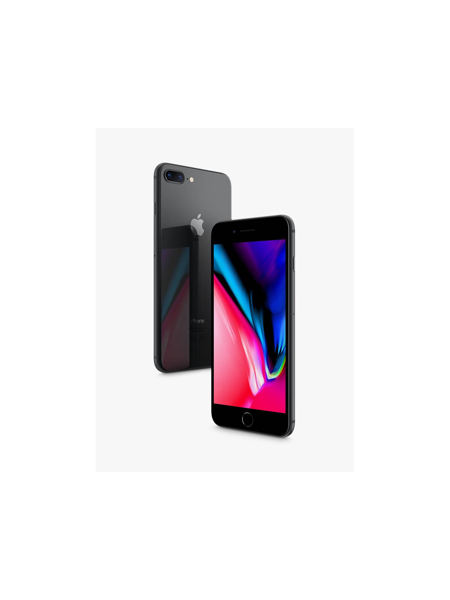 Apple iPhone 8 Plus, iOS 11, 5 5